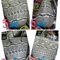 Jual Tas kulit rotan asli khas dayak kalimantan (03) Murah