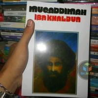 Buku Muqaddimah IBN - Ibnu Khaldun , Penerbit : Pustaka Firdaus