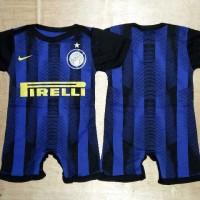 Baju Bola Bayi Anak Cowok / Baby Jumper Inter Milan Home 16/17