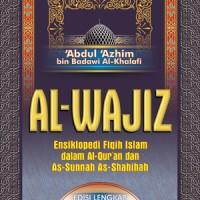 Al Wajiz Buku Fiqih - Fikih Pustaka Assunnah
