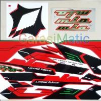 harga Striping Yamaha Mio Limited Edition 2004 (red) - Thailand Tokopedia.com