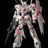 Gundam RX Unicorn Titanium Finish Master Grade Hongli