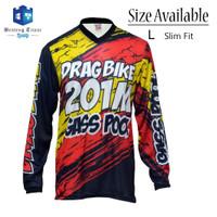 Baju Drag Bike Gass Pool / Baju Motor Cross