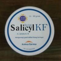 Bedak salicyl kimia farma 60 gram salycil talk