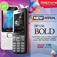 HP Murah Bellphone BP138 BOLD