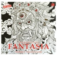 Anti Stress Fantasia Coloring Book For Adults Nichola Diskon