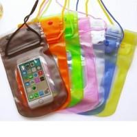 Sarung HP Anti Air / Waterproof Bag Cover/ Kantong Bungkus HP