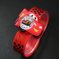 jam tangan anak / jtr 434 red