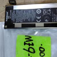 Baterai Battery Nokia Bp-6ew For Lumia 900 Original