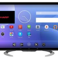 PROMO LED TV SHARP FULL HD SMART TV LC-55LE570X