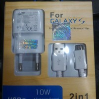USB Charger Samsung Note2 ORIGINAL OEM 10W Galaxy Note 2 S4