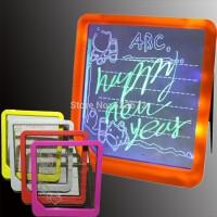 Jual Papan Tulis LED | LED Writing Board | Magic Glow Board Murah