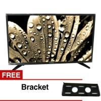 Panasonic Viera 32 inch Led Tv D305 free bracket