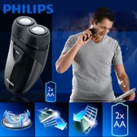 Otomatis Philips Shaver Pq-206 Alat Cukur Jenggot Kumis Portable