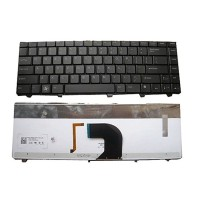 Keyboard Dell Vostro 3300 3400 3500 3700 US With Backlit - Black