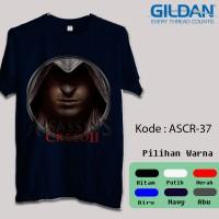 Kaos Gildan Softstyle - Game online, Assassins Creed II