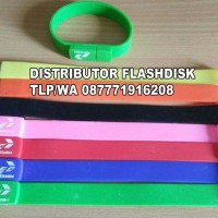 DISTRIBUTOR USB FLASHDISK GELANG PROMOSI-FLASHDISK SOUVENIR