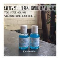 Kiehls Blue Herbal Lotion Astringent / Blue Herbal Toner travel 40ml