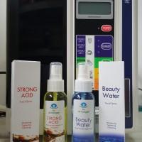 Jual Paket Beauty Water dan Strong Acid 100 ML by Kangen Water Murah