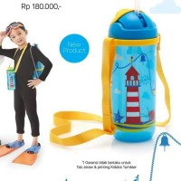 Kiddos Tumbler Tupperware