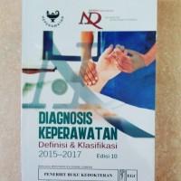 Diagnosa Keperawatan Definisi & Klasifikasi 2015-2017