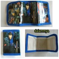 dompet anak karkter big hero 6 baymax