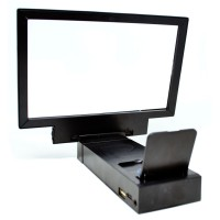 harga Enlarge Screen Magnifier Bracket Stand 3d W/ Speaker Tokopedia.com