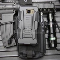 Casing Hp Cover Samsung S6 S6 EDGE S7 S7 EDGE Military Armor Case