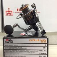 Reel ABU GARCIA CITRUS MAX 3000