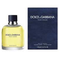 original parfum Dolce Gabbana Pour Homme 125ml edt