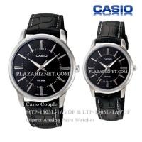 Casio MTP-1303L-1AVDF & LTP-1303L-1AVDF Quartz Analog Pairs Watches