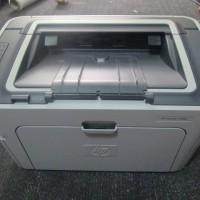 Printer Hp P1505N Siap Pakai Toner Baru & Bisa Di Share Di Jaringan