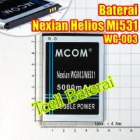 harga Baterai Nexian Helios Mi531 Wg-003 Merek Mcom Tokopedia.com