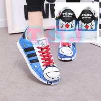 Sepatu 650A - Doraemon