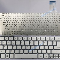 Keyboard Acer Aspire P3-171,P3-131 - Silver - NEW