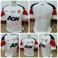 Jersey RETRO Manchester United 2011 (Final UCL London)