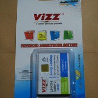 Y / Young 2700mAh Battery / Baterai Vizz Double Power Samsung Galaxy Y / Young S5360 / S5368