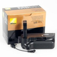 Battery Grip Nikon MB-D51 for Nikon d5100 , d5200 , d5300 dan d5500