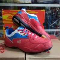 sepatu badminton RS sirkuit 568 merah