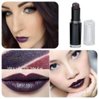 WET N WILD MEGALAST LIPSTICK VAMP IT UP/WET AND WILD LIPSTICK/WNW ORI