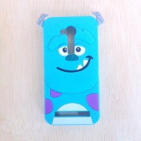 Asus Zenfone Go 4,5' 2016 Silicon 3D Kartun Sulley Softcase Casing Hp