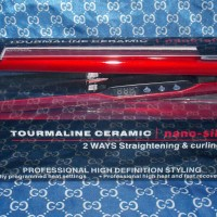 Catokan Rambut 2 in 1 Curling dan Bonding Mideas F601E+L Profesional salon