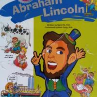 Buku Anak EQ Biografi bergambar : Abraham Lincoln