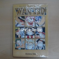 Komik : WANTED ! ( Eiichiro Oda - One Piece ) Limited