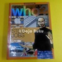 Why? People : Steve Jobs (Komik Biografi) Diskon