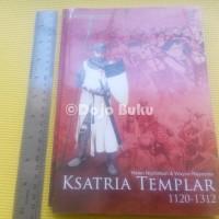 Osprey Seri Petarung : Ksatria Templar 1120 - 1312 Murah