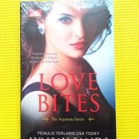 Love Bites (Lynsay Sands) Berkualitas