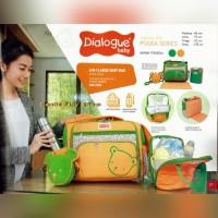 Dialogue DGT 7235 Tas Bayi Besar 4 In 1 Polka Series