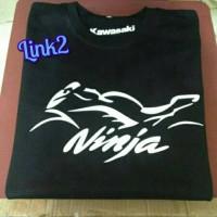 Tshirt/T shirt/Kaos distro Kawasaki Ninja