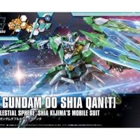 HG 1/144 HGBF Gundam 00 Shia QAN[T] Qanta
